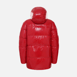 The North Face Brown Label Ripstop Down Parka - Red