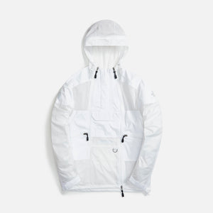 The North Face U Steep Tech Light Rain Jacket - White