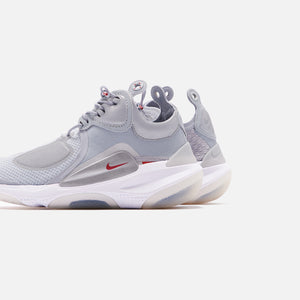 Nike Joyride x MMW CC3 Setter - Wolf Grey / White / Black / University Red