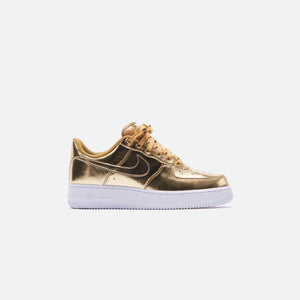 Nike WMNS Air Force 1 SP - Metallic Gold / Club Gold / White
