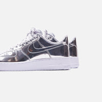 Nike WMNS Air Force 1 SP Low - Metallic Silver / White Thumbnail 1