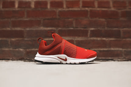 Nike Grade School Presto - Extreme Red / White
