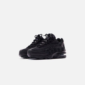 Nike Grade School Air Max 95 - Black Image 3