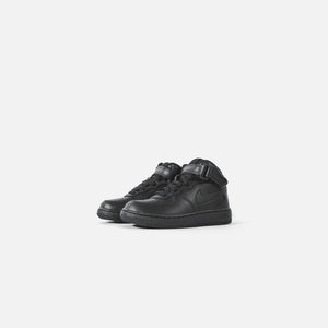 Nike PS Air Force 1 Mid - Triple Black