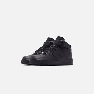 Nike Air Force 1 Mid - Black Image 3