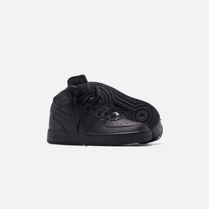 Nike Air Force 1 Mid - Black Image 2