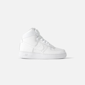 Nike GS Air Force 1 High - Triple White