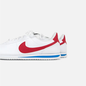 Nike Grade School Cortez Basic Sl - White / Varsity Red / Varsity Royal