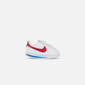 Nike Toddler Cortez Basic Sl - White / Varsity Red / Varsity Royal