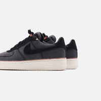 Nike Air Force 1 '07 PRM Low - Black / Summit White Thumbnail 1