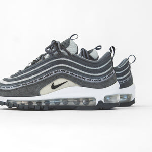 Nike GS Air Max 97 - Dark Grey / Black / Wolf Grey / White