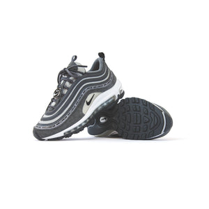 size 40 9e48a 139ce Nike GS Air Max 97 - Dark Grey   Black   Wolf Grey   White