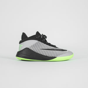 Nike Grade School  Future Flight - Anthracite / Wolf Grey / Lime Blast