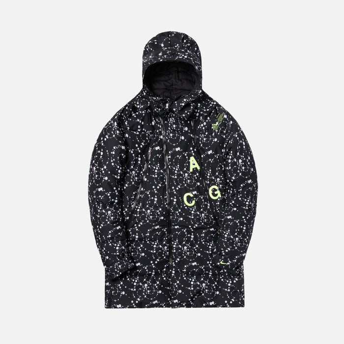 NikeLab ACG Errolson NRG A14 Down Fill Parka - Black