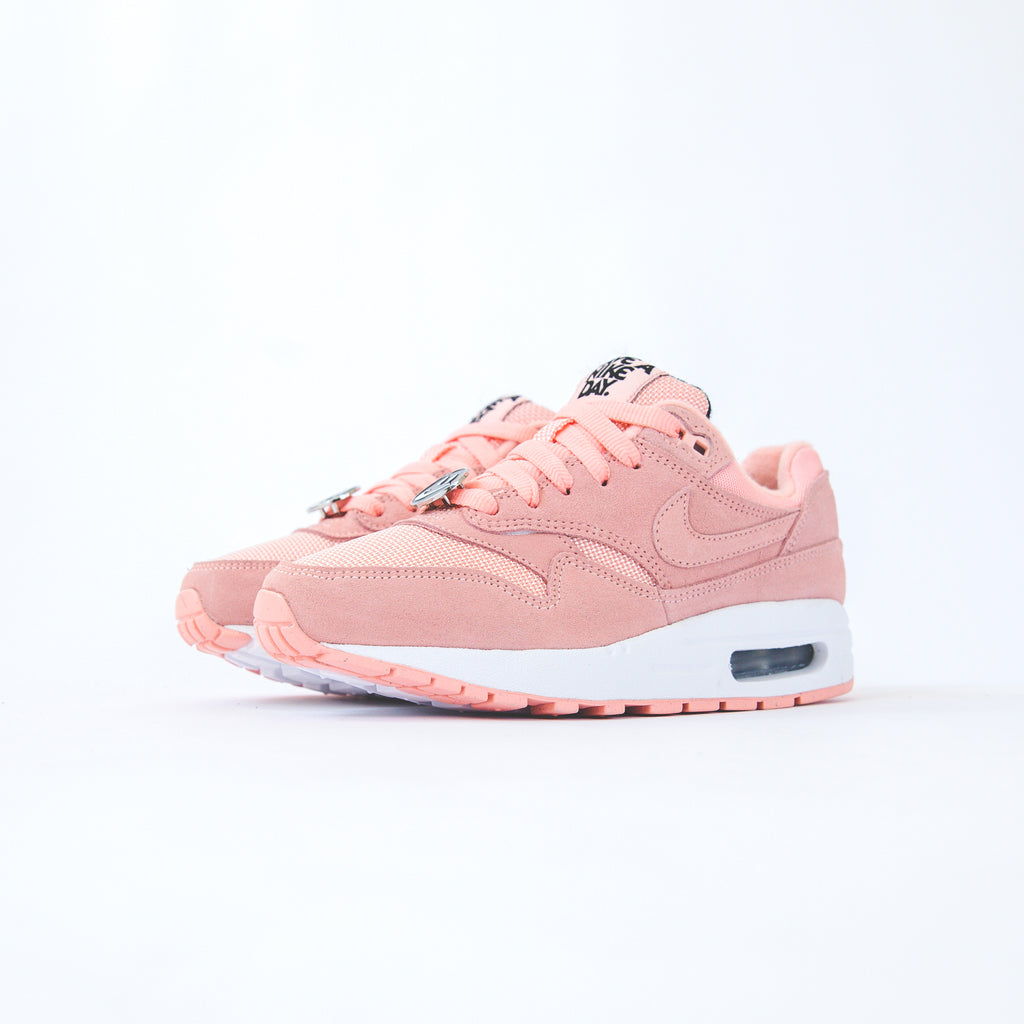 new style c8ea9 cb1a6 Nike GS Air Max 1 - Hand Bleached Coral – Kith