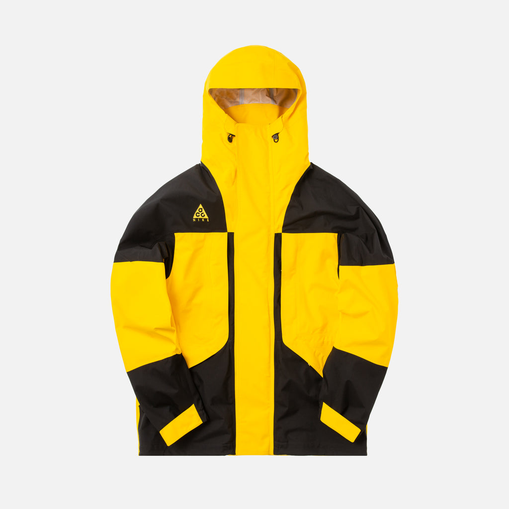 b2ff345dfcfa Nike ACG Goretex Jacket HD - Yellow   Black – Kith