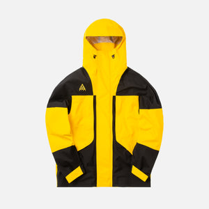 7763ab87e474 Nike ACG Goretex Jacket HD - Yellow   Black
