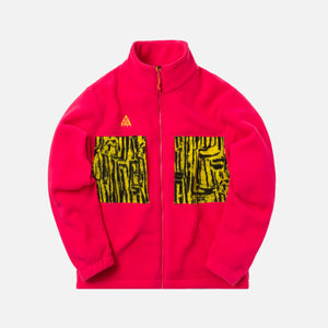 Nike ACG Microfleece Jacket - Pink   Yellow 912701c3e