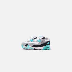Nike Toddler Air Max 90 LTR - White / Particle Grey / Light Smoke