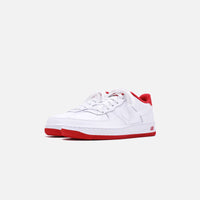 Nike Grade School Air Force 1 - White / Team Red Thumbnail 1
