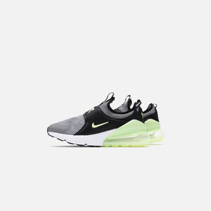 Nike Grade School Air Max 270 Extreme - Midnight Navy / Lemon Venom