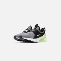 Nike Grade School Air Max 270 Extreme - Midnight Navy / Lemon Venom Thumbnail 1