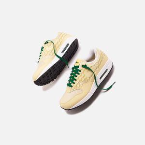 Nike Air Max 1 PRM - Lemonade / Pine Green / True White