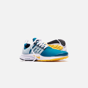 Nike Air Presto Australia Olympic - Fresh Water / Varsity Maize / Midnight Navy
