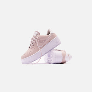 Nike WMNS Air Force Sage Low - Platinum Violet / White