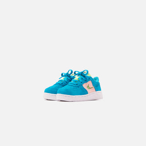 Nike Toddler Air Force 1 LV8 - Fresh Air / Oracle Aqua / Ghost Green