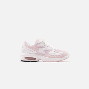 Nike WMNS Air Max 2 Light - Summit White / Barely Rose / Dark Smoke