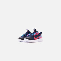 Nike Toddler Renew Element 55 - Blackened Blue / Watermelon / Purple Thumbnail 1