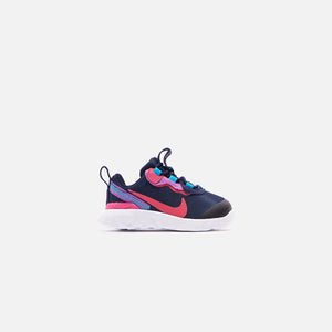 Nike Toddler Renew Element 55 - Blackened Blue / Watermelon / Purple Image 1