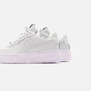 Nike WMNS Air Force 1 Pixel - Ghost Aqua / Black Image 4