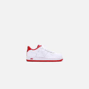 Nike Pre-School Air Force 1 - White / Team Red