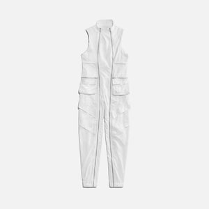 Nike WMNS Jordan Flight Suit - White / Reflective Silver Image 1