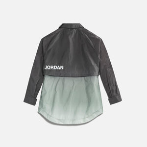 Nike WMNS Jordan Windbreaker - Black / Particle Grey