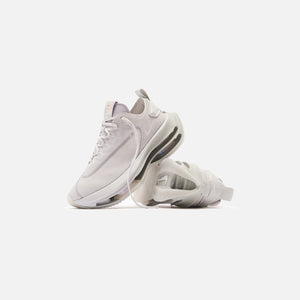 Nike WMNS Zoom Double Stacked - Grey Fog / White / Hyper Crimson