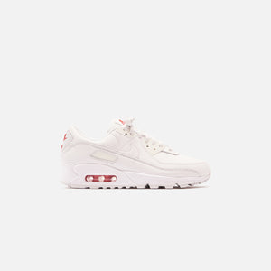 Nike WMNS Air Max 90 - Summit White / Siren Red