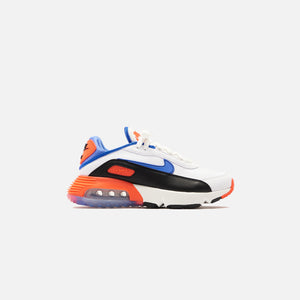 Nike Grade School Air Max 2090 EOI - Summit White / Sapphire / Black / Bright Crimson