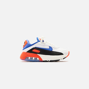 Nike Pre-School Air Max 2090 EOI - Summit White / Sapphire / Black / Bright Crimson