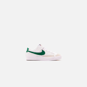 Nike Blazer Low `77 BP - White / Pine Green / Black