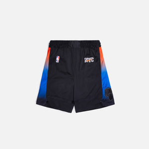 Kith & Nike for New York Knicks Short Swingman - Black