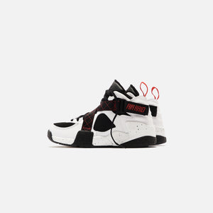 Nike Air Raid - White / University Red / Black