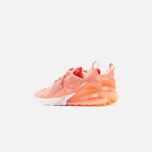 Nike WMNS Air Max 270 - Crimson Bliss / White / Bright Mango