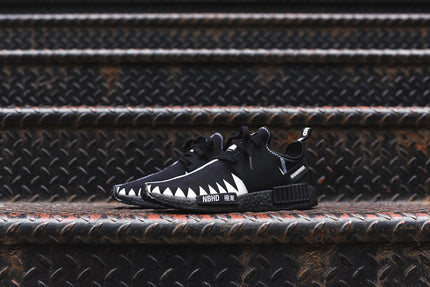 adidas Consortium x Neighborhood NMD_R1 PK - Black