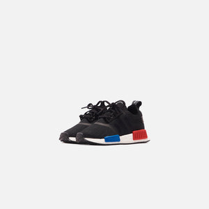 adidas NMD_R1 EL - Core Black / Lush Blue / Lush Red