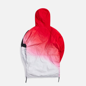 Kith for Nemen Dare 3L Dip Dye Jacket - Samba Red Dip Dye