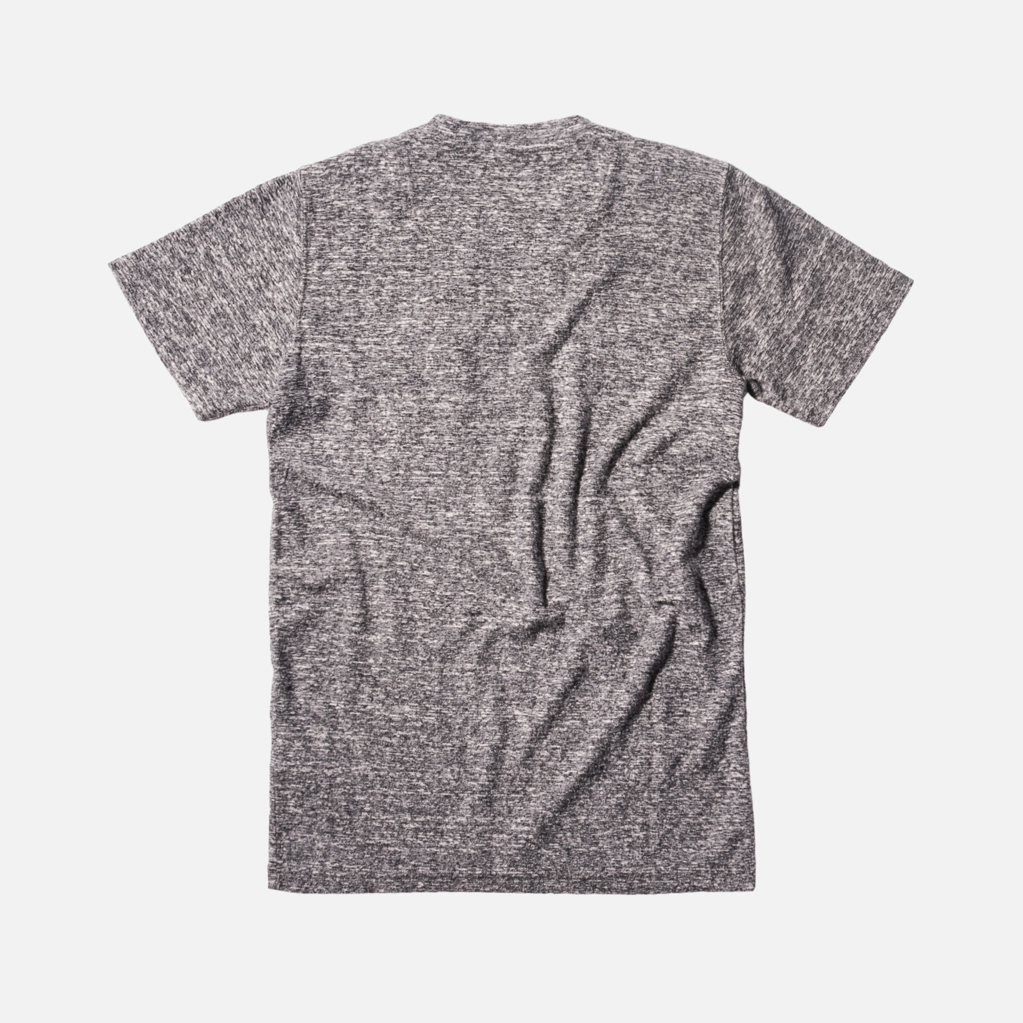 Norse Projects Niels Japanese Pocket Tee - Melange Grey