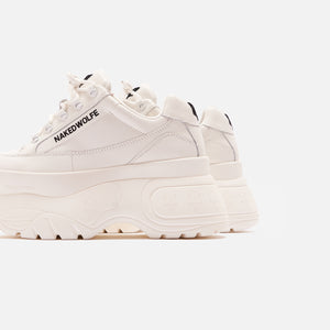 Naked Wolfe WMNS Sprinter - White Image 5